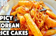 EASY VEGAN TTEOKBOKKI – 18 – 30 Videos in 30 Days – Cheap Lazy Vegan