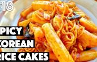 EASY VEGAN TTEOKBOKKI – 18 – 30 Videos in 30 Days – Cheap Lazy Vegan