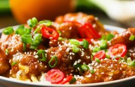 Homemade Chinese Takeaway – Orange Chicken
