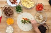 Make-Ahead Frozen Breakfast Burritos Recipe