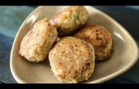 Parsi Chicken Cutlet Recipe – Parsi Bhonu – Parsi Style Chicken Cutlet