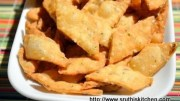Spicy Diamond Cuts – Simple Indian Snack Recipe