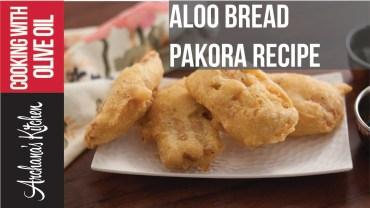 Aloo Bread Pakoda – Video Recipe