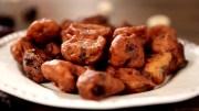 Easy Pakora Recipe – Dates And Cashew Pakora
