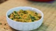 Mirch Ka Salan – Chillies in Tangy Peanut Sesame Curry