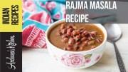 Punjabi Rajma Masala with Chawal – North Indian Recipes