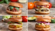 4 Ways To Spice Up Your Boring Veggie Burger