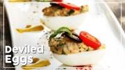 Easiest Deviled Eggs – Stuffed Eggs Recipe – Best Party Starter