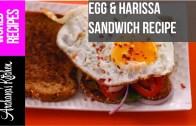 Egg & Harissa Sandwich Recipe – Sandwich Recipes