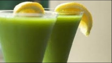 Nalla Ruchi – Raw Mango Juice Recipe