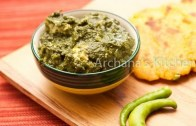 Sarson Ka Saag – Mustard Leaves Vegetable with Paneer