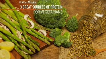 3 Great Protein Sources For Vegetarians – Diet Hacks