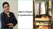 Men's Closet Organization – How To Organize Men's Clothes