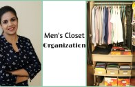 Men's Closet Organization – How To Organize Men's Clothes