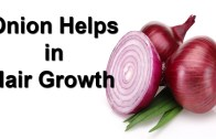 How Onion Helps in Hair Growth