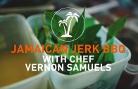 Jamaican Jerk BBQ with Chef Vernon Samuels  – The UFS Academy