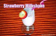 Strawberry Milkshake – Easy and Fresh Milkshake Recipe