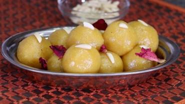 Thokkudu Laddu – Bandar Laddu – Andhra Special Sweet Recipe