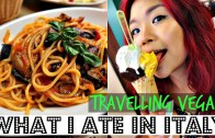 WHAT I ATE IN ITALY – Travelling Vegan – Cheap Lazy Vegan