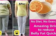 इसे सिर्फ 20 दिन लगातार पीलो 36 की कमर रातों रात 25 हो गई – Lose Weight Fast 1 KG Everyday