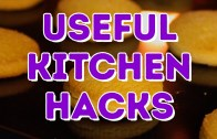 3 GENIUS kitchen hacks in 1 – minute – 5 – MINUTE CRAFTS