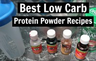 4 Of The Best Low Carb Protein Powder Recipes