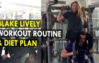 Blake Lively Workout Routine & Diet Plan – Health Sutra – Best Health Tips