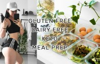 Gluten & Dairy Free LOW CARB MEAL PREP