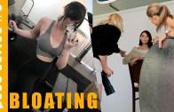 How I Beat Bloating – Full Day Vlog – Photoshoot & Workout – FIGHTING PCOS ep6
