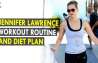 Jennifer Lawrence Workout Routine & Diet Plan – Health Sutra – Best Health Tips