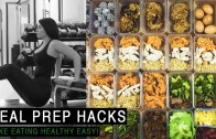 MEAL PREP HACKS – How To Meal Prep – Rachel Aust
