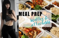 Meal Prep With Me: Healthy & Affordable – Rachel Aust