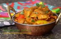 Mushroom Jalfrezi – Side dish for chapati