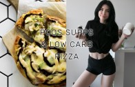 PCOS Supplements – Leg – Booty Workout & Cooking Low Carb Pizza [ep. 10]
