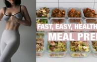 -SUPER- EASY MEAL PREP – Keto, Gluten Free – One-Pan Dishes