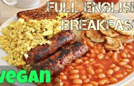 VEGAN FULL ENGLISH BREAKFAST – Cheap Lazy Vegan