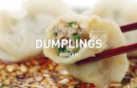 World Cuisines – Korean Dumplings