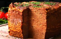 100-Layer Lasagna