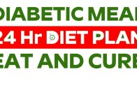24 Hours Diet Plan For Diabetes