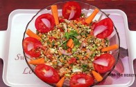 Diabetic Salad: How To Make Mixed Sprouts Salad Recipe