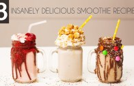 Guilty Pleasures – 3 Healthy Weight Gain Smoothies