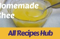 How to Make Ghee at home – Homemade Ghee