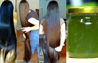 I Prepared This Oil To Grow Super Long Hair & Thicker Hair – Hair Regrowth Oil