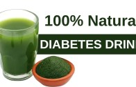 One Green Drink For Cure Diabetes – Doctor's Also Approved – DiabetesCareCulb