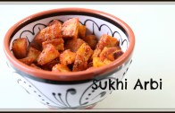 Sukhi Arbi/ Dry Taro Root  – Simple Every Vegetable Recipe under 20 mins