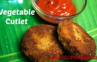 Vegetable Cutlet – Crispy Vegetable Cutlet – How to make veg cutlet
