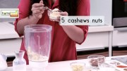 Weight Gain Recipe – Milk, Banana, Nuts