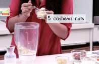 Weight Gain Recipe – Milk, Banana, Nuts
