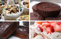 6 Incredible No-Bake Desserts
