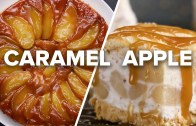 Caramel Apple Desserts 4 Ways
